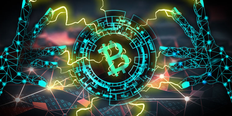 bitcoin in streaming